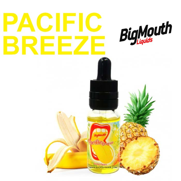 E-LIQUIDE BIG MOUTH PACIFIC BREEZE