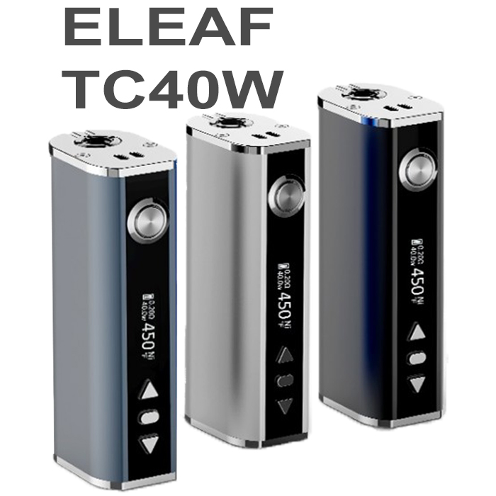 BATTERIE ISTICK ELEAF TC 40 W