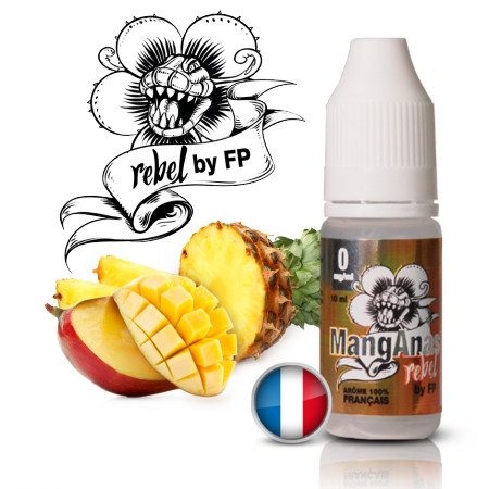 E-LIQUIDE FLAVOUR POWER REBEL MANGANAS