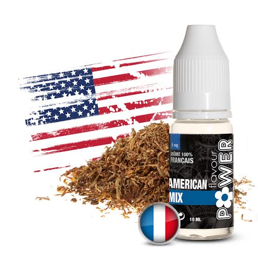 FLAVOUR POWER AMERICAN MIX