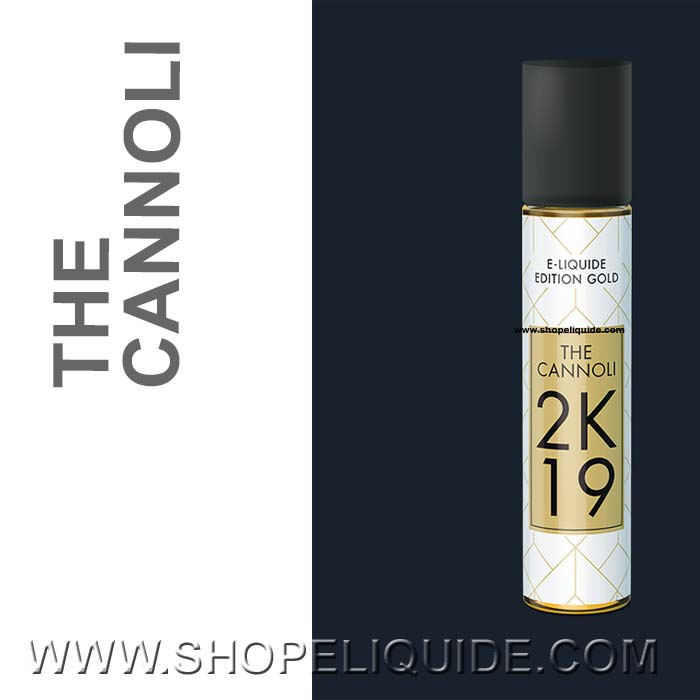E-LIQUIDE 2K19 THE CANNOLI 50 ML