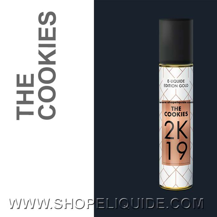 E-LIQUIDE 2K19THE COOKIES 50 ML