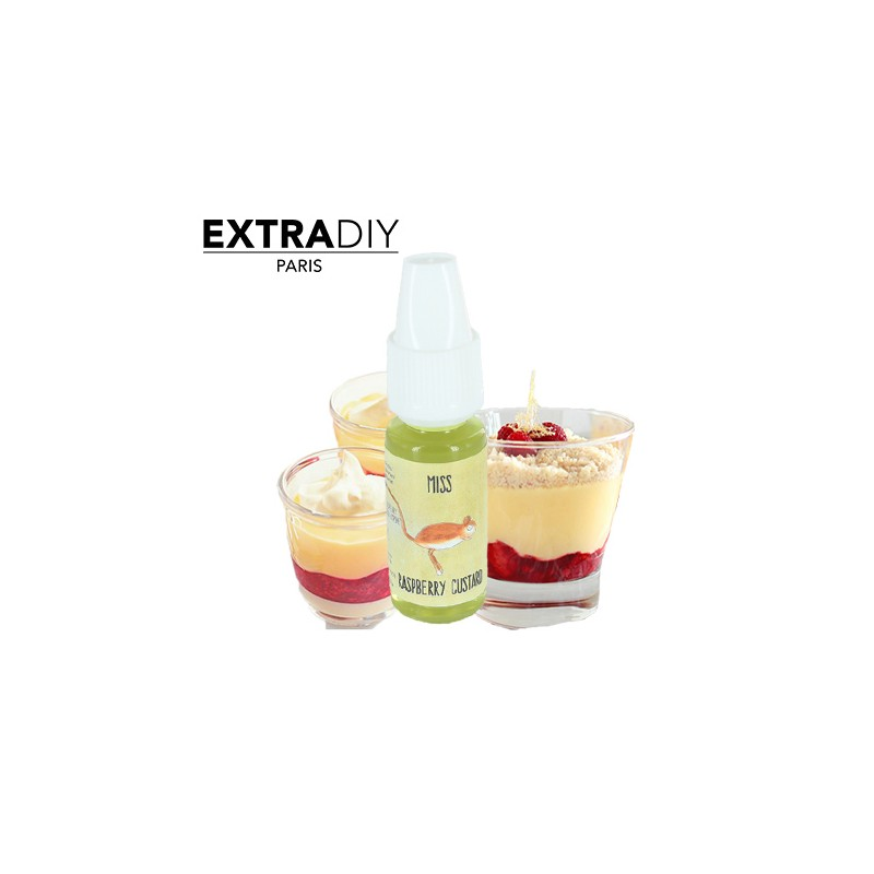 AROME EXTRADIY MISS RASPBERRY CUSTARD