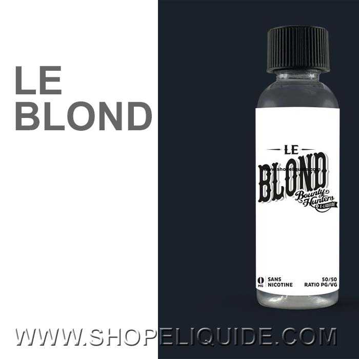 E-LIQUIDE BOUNTY HUNTERS LE BLOND 50 ML