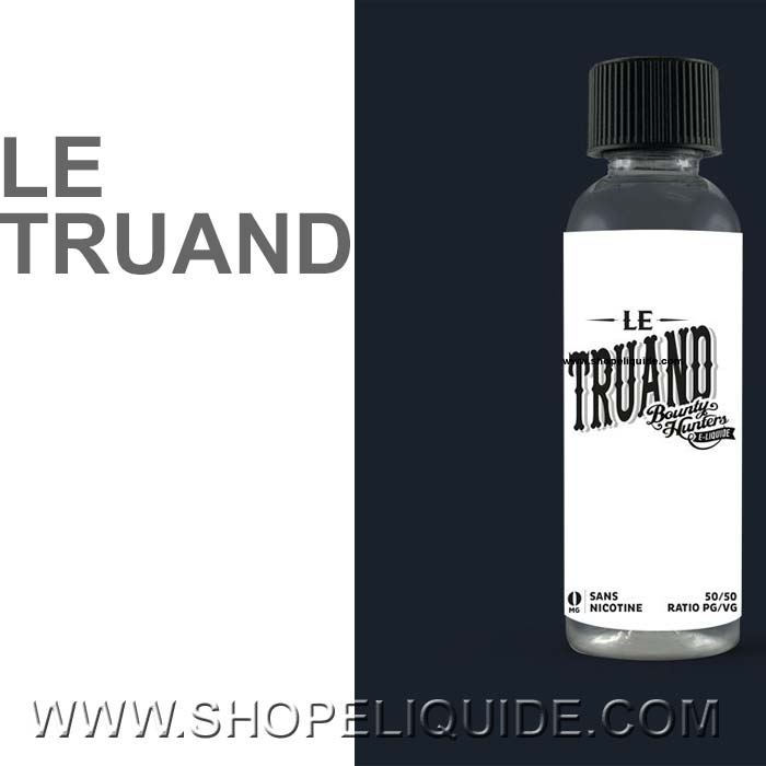 E-LIQUIDE BOUNTY HUNTERS LE TRUAND 50 ML