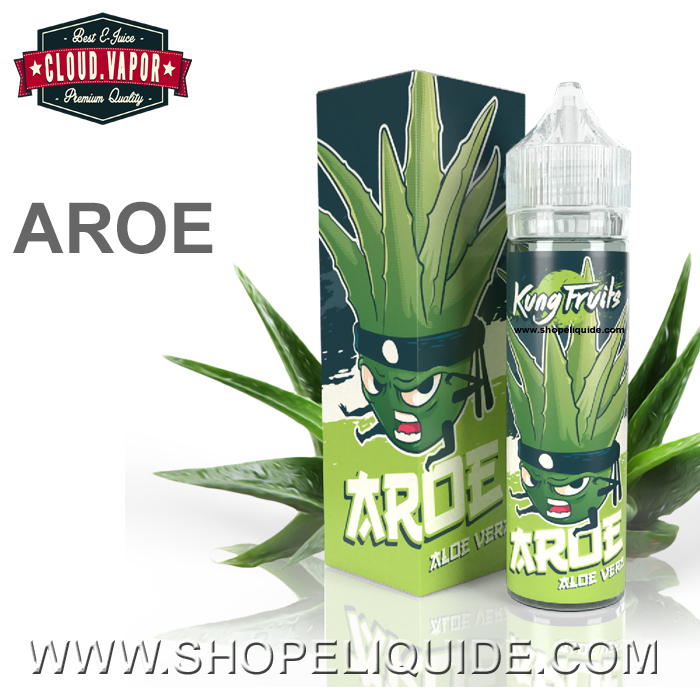 E-LIQUIDE CLOUD VAPOR KING FRUITS AROE