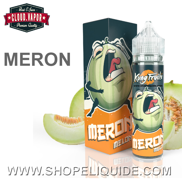 E-LIQUIDE CLOUD VAPOR KING FRUITS MERON 50 ML