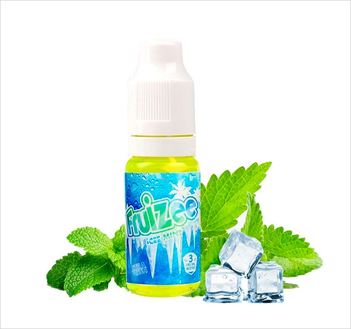 E-LIQUIDE FRANCE LIQUIDE FRUIZEE ICE MINT