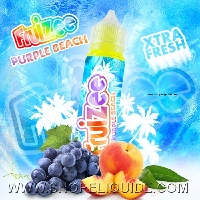 E-LIQUIDE ELIQUID FR FRUIZEE PURPLE BEACH 50 ML