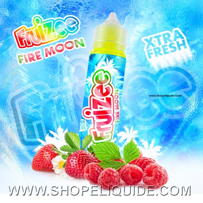 E-LIQUIDE ELIQUID FR FRUIZEE FIRE MOON 50 ML