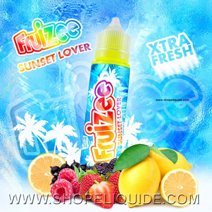 E-LIQUIDE ELIQUID FR FRUIZEE SUNSET LOVER 50 ML