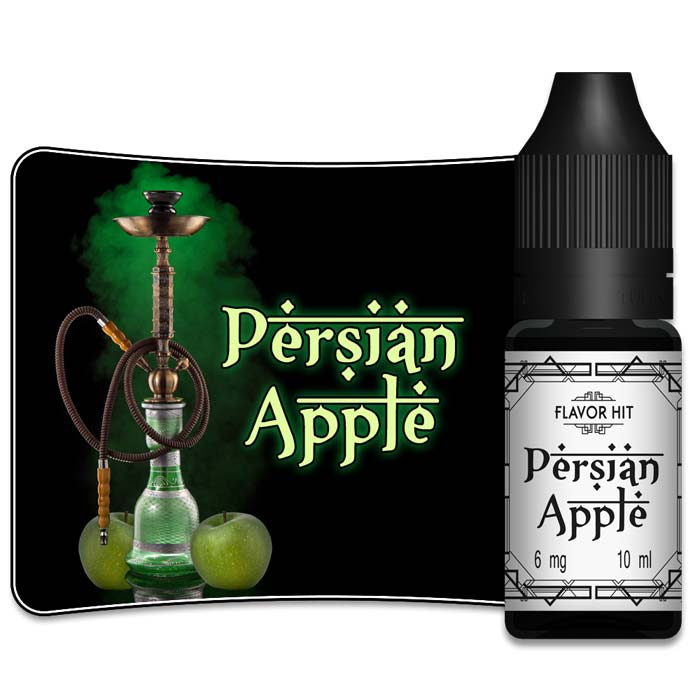 E-LIQUIDE FLAVOR HIT PERSIAN APPLE