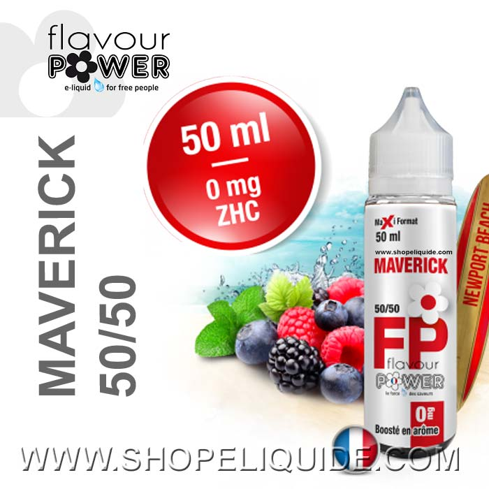 E-LIQUIDE FLAVOUR POWER MAVERICK 50 ML