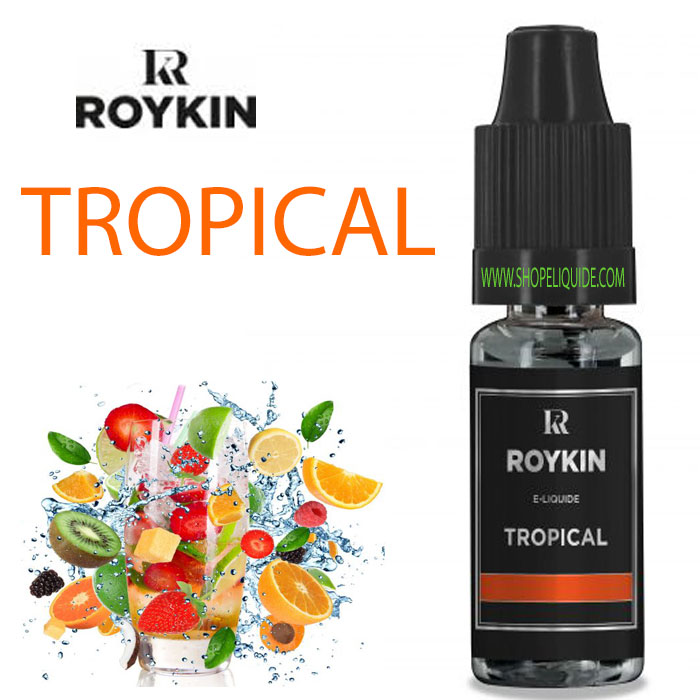 E-LIQUIDE ROYKIN TROPICAL