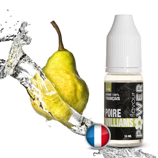 FLAVOUR POWER POIRE WILLIAMS