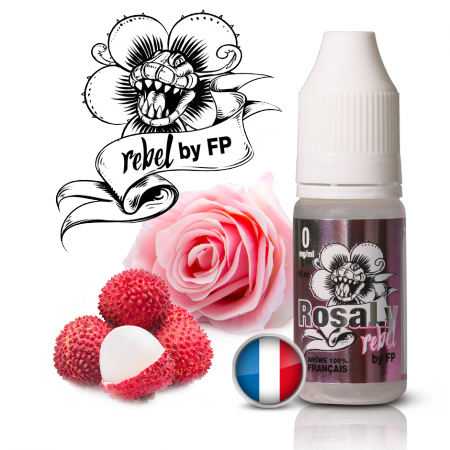E-LIQUIDE FLAVOUR POWER REBEL ROSALY