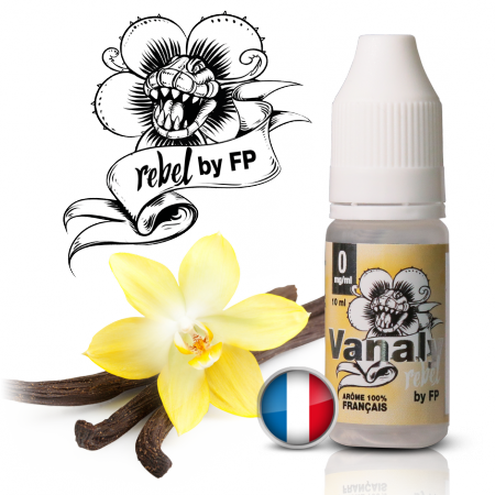 E-LIQUIDE FLAVOUR POWER REBEL VANALY