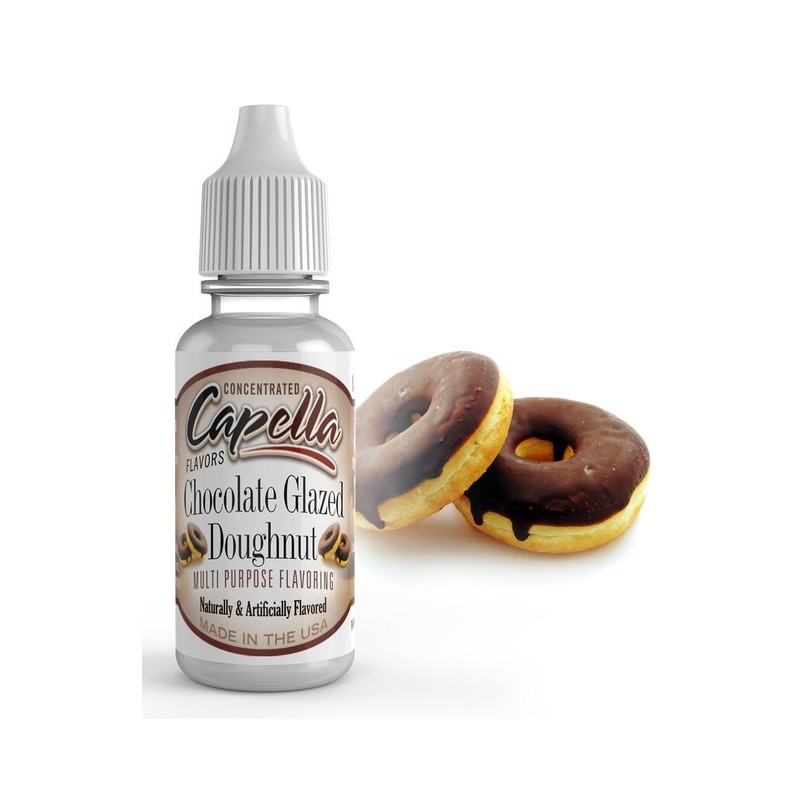 AROME CAPELLA CHOCOLATE GLAZED DOGHNUT