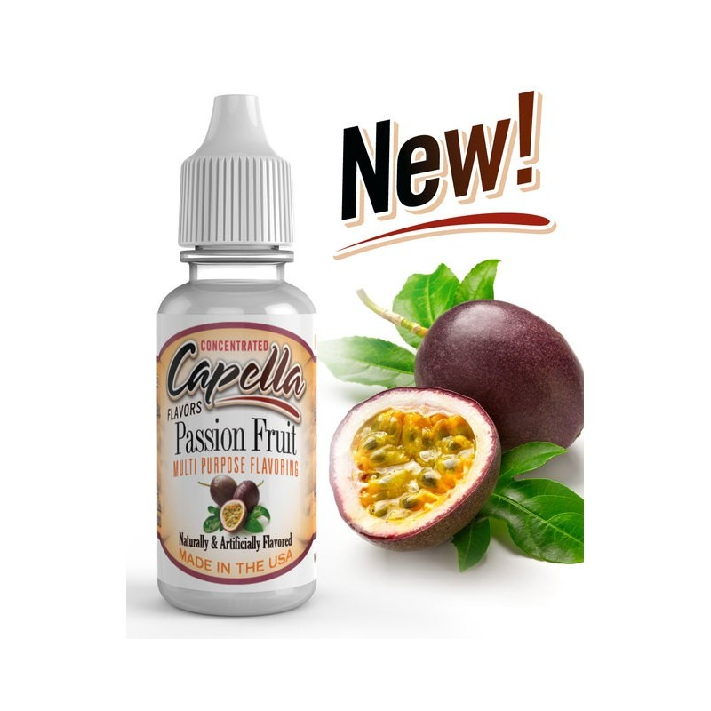 AROME CAPELLA FRUIT DE LA PASSION