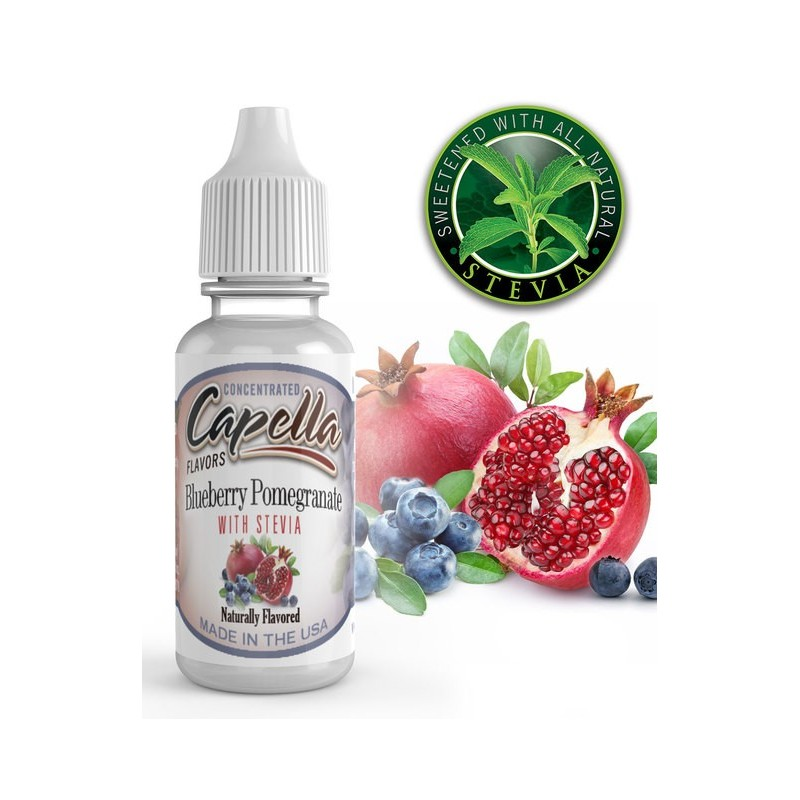 AROME CAPELLA GRENADINE MYRTILLE