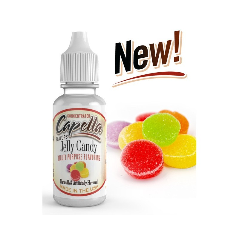 AROME CAPELLA JELLY CANDY