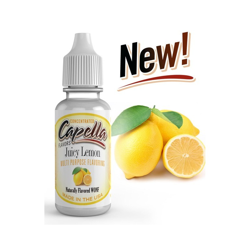 AROME CAPELLA JUICY LEMON