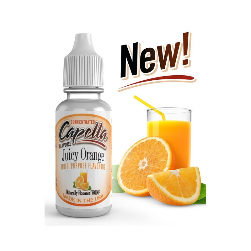 AROME CAPELLA JUICY ORANGE