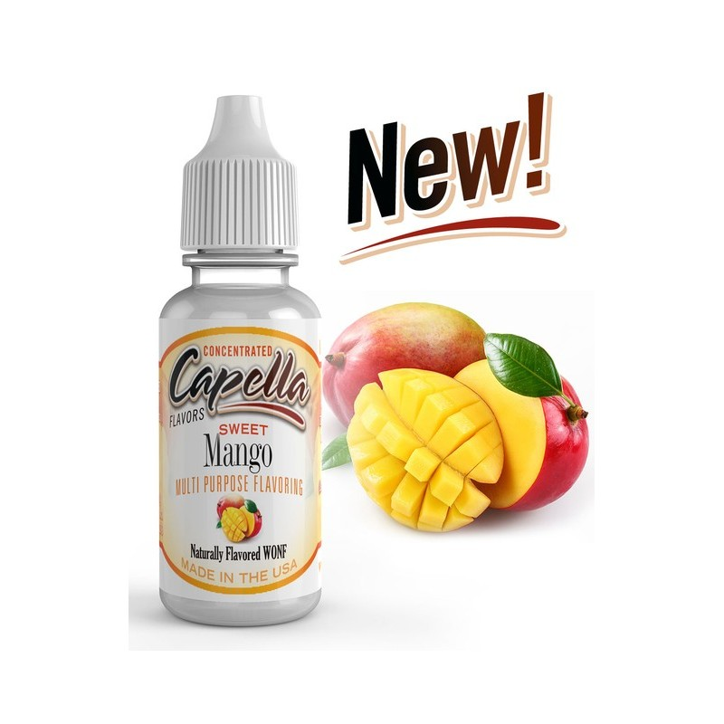 AROME CAPELLA MANGUE
