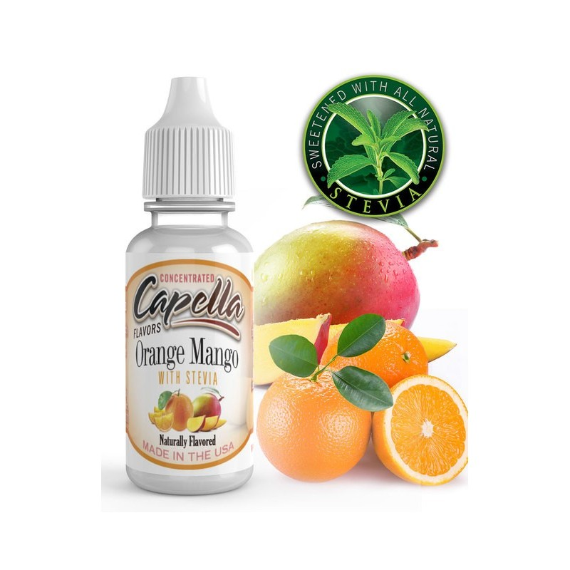 AROME CAPELLA ORANGE MANGUE