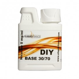 BASE NEUTRE 100 ML ELIQUIDE FRANCE 30/70