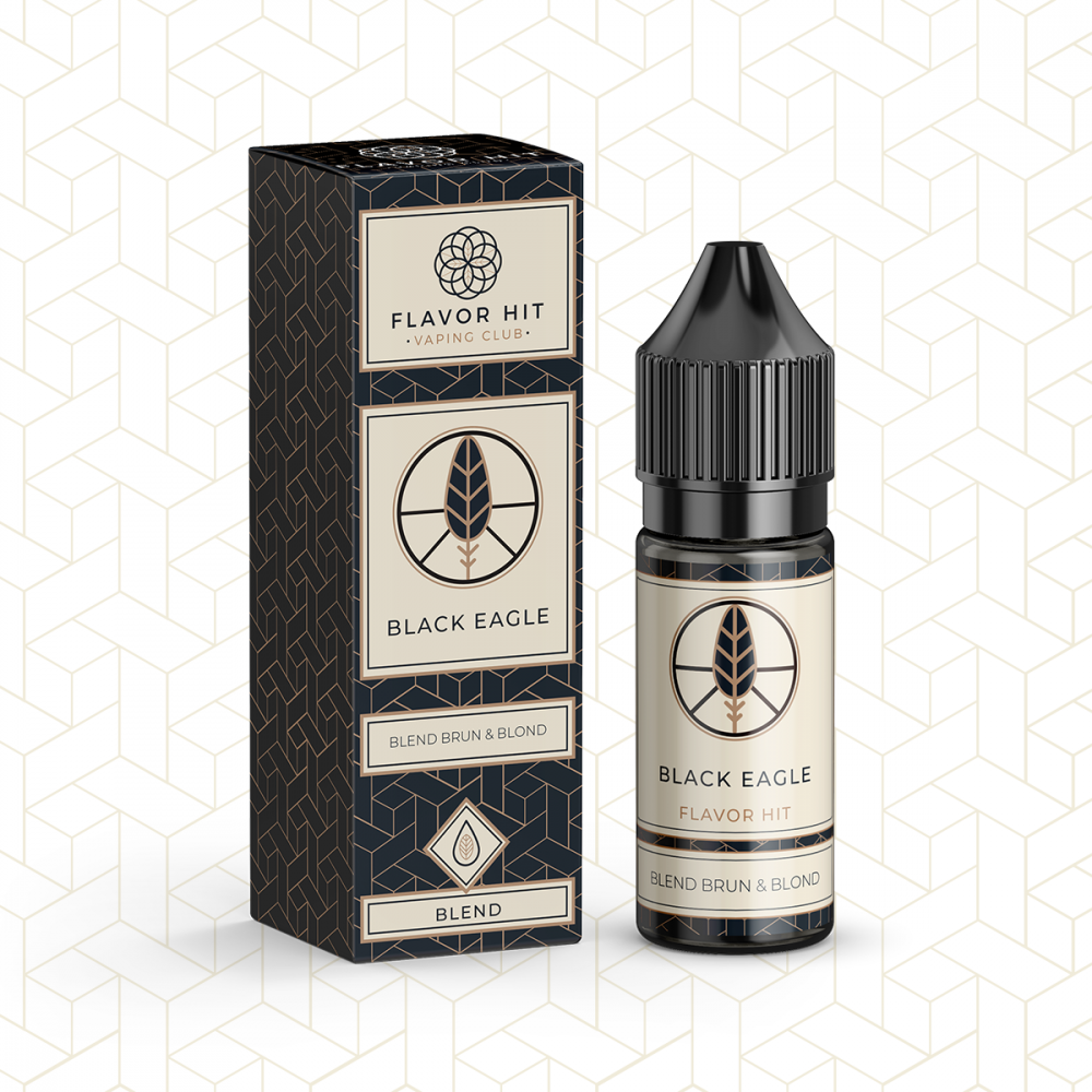 E-LIQUIDE FLAVOR HIT BLACK EAGLE