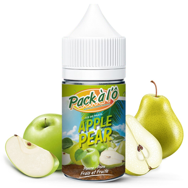 Concentré Apple Pear Pack à lô