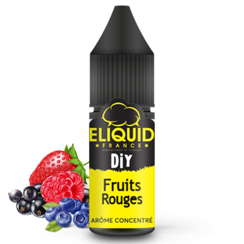 Concentré Fruits Rouges eLiquid France