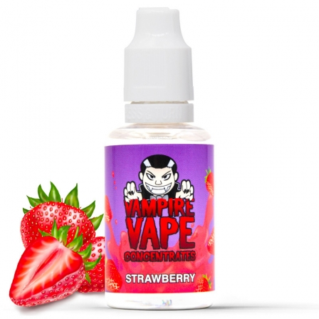 Concentré Strawberry Vampire Vape