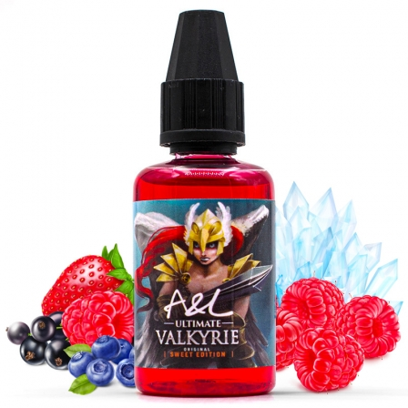 Concentré Valkyrie Sweet Edition Ultimate