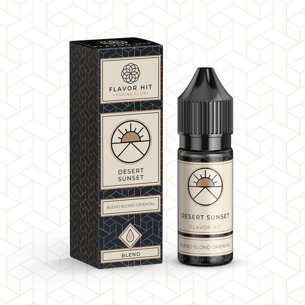 E-LIQUIDE FLAVOR HIT DESERT SUNSET