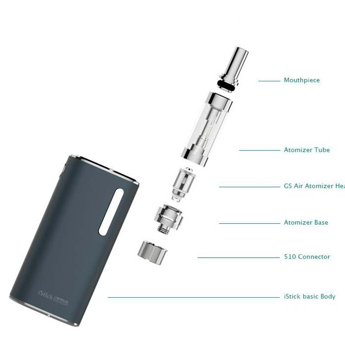 ELEAF ISTICK BASIC KIT AVEC CLEAROMISER GS AIR 2