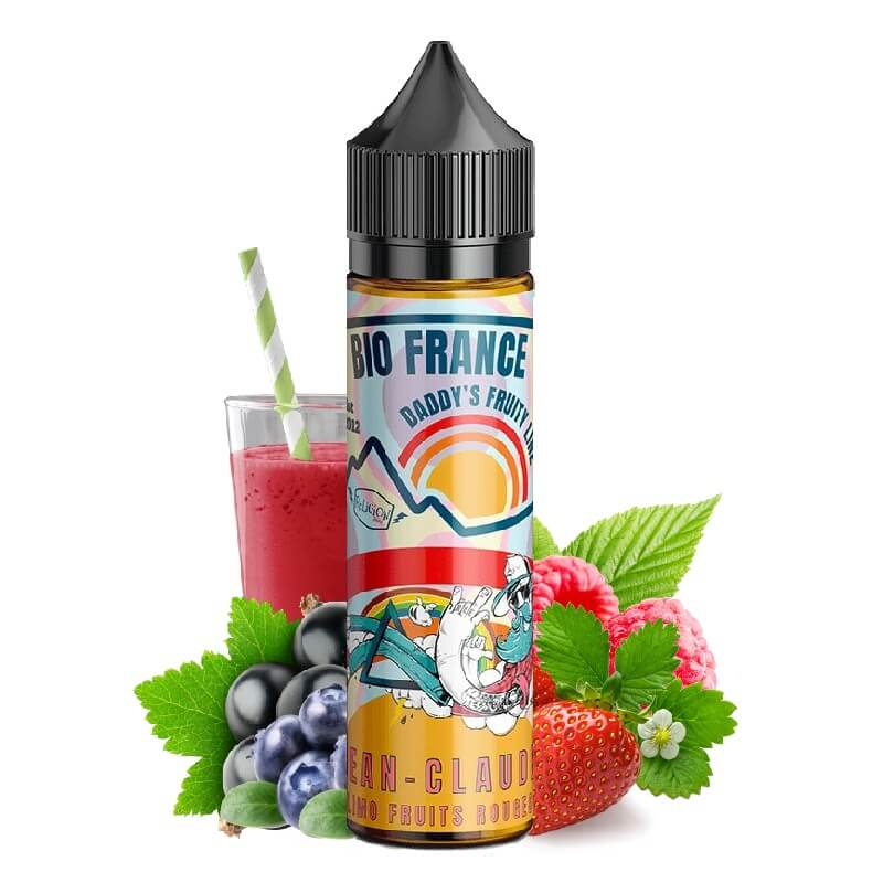 E-LIQUIDE BIO FRANCE DADDYS JEAN CLAUDE 50 ML