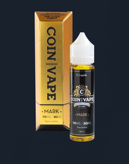 E-LIQUIDE COIN VAPE MARK 50 ML